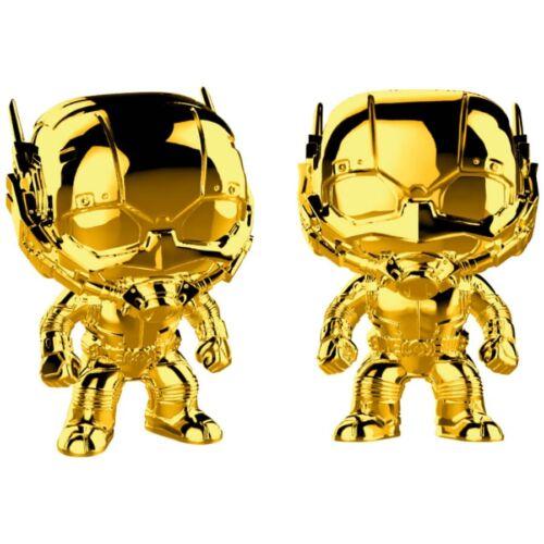 Vinyle Marvel Studios 10-ANT-MAN Gold Chrome-Vendeur Britannique Funko POP