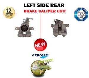 FITS CHRYSLER DELTA 11-/> REAR LEFT NEAR SIDE BRAKE CALIPER BRAND NEW 77365114
