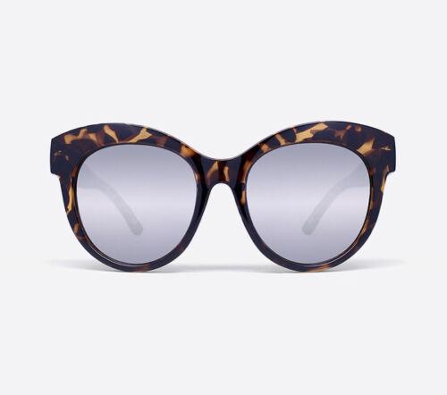 NEW QUAY Maiden Tort//Silver Mirror Sunglasses