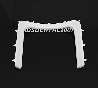 10 PCS Dental Plastic Rubber Dam Frame Holder Instrument Autoclavable NEW