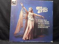 J. Massenet - Thais / Sills/Maazel   3 LP-Box