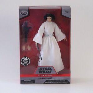 Figurine haut de gamme Premium Leia Elite Series, Star Wars - Exclusivité Disney - 635231877741 Premium Action Figure 635231877741