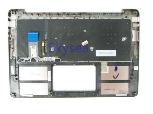 ASUS UX330 UX330U UX331UA PALMREST COVER W//KEYBOARD Backlit 13NB0CP2AM0101