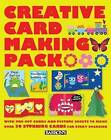 Creative Card Making Pack: With Pre-Cut Cards and Picture Sheets to Make Over 30 Stunning Cards for Every Occasion by Elise See Tai, Linda Cole (Hardback, 2015)