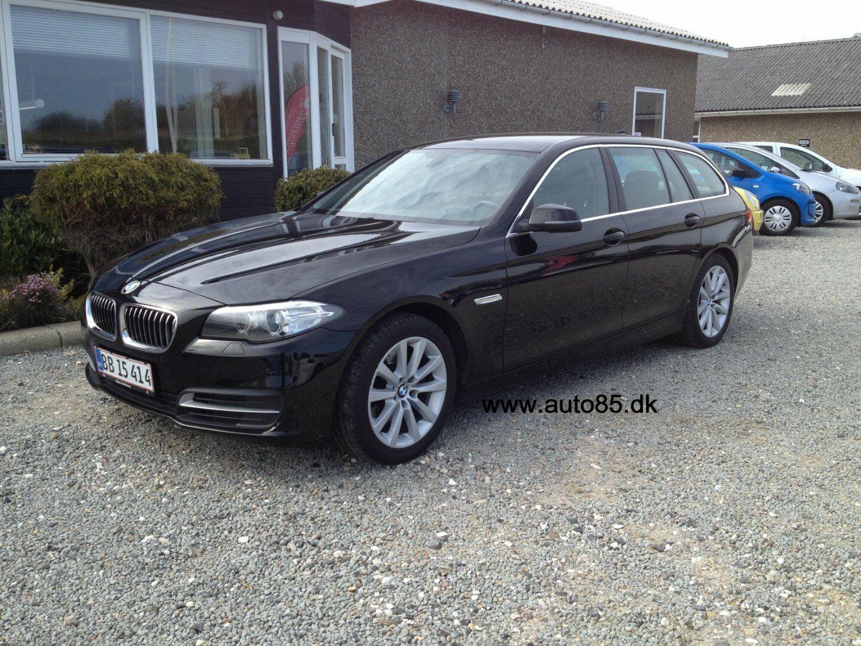 BMW 520d 2,0 Touring aut. 5d