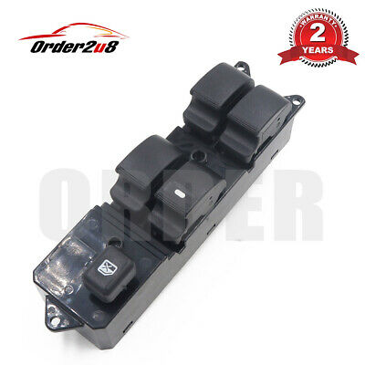Window Main Control Switch for LHD for Honda Jazz 2002-2008 City 2002-2008