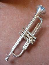 Trompete in B - vermutl. 60er Jahre - Keilwerth - Toneking, versilbert