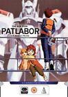 Patlabor Mobile Police OVA Series 2 Collection DVD 2015 Naoyuki Yoshinaga