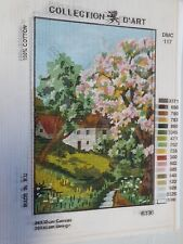 CD6325 Collection D/'Art Needlepoint Printed Tapestry Canvas 30X40cm-Dance