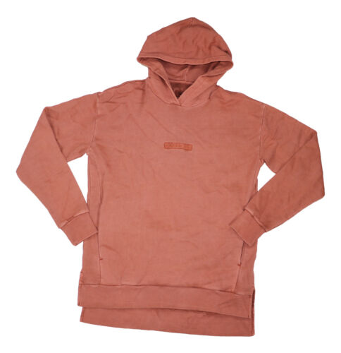 Zanerobe Rugger Pullover Solid Color Hooded Sweatshirt NWT $119 MSRP
