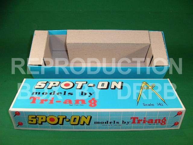 Spot-On  110 3D AEC MAMMOTH MAJOR HUILE 8 W tambour de charge-Reproduction Box par drrb