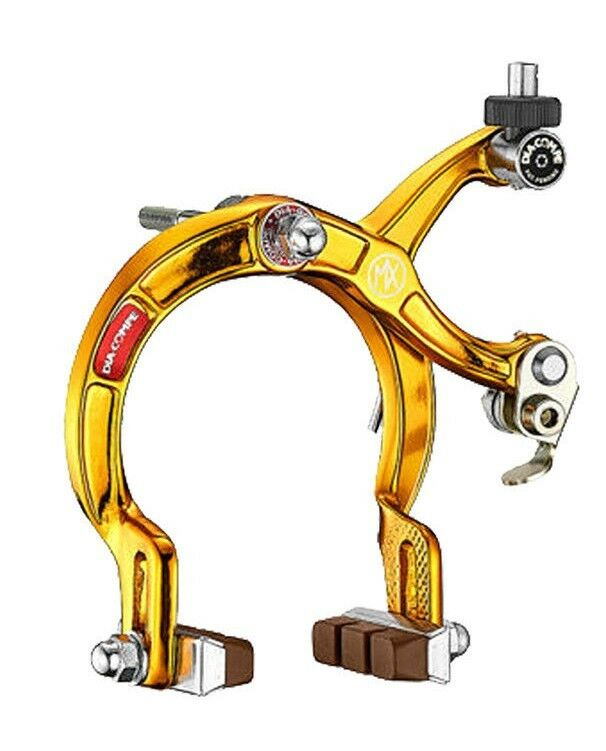 Dia-Compe old school BMX reissue MX1000 MX 1000 bicycle brake caliper gold