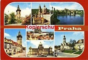 Praha Prag Tschechien CSSR (*0371) - Deutschland - Praha Prag Tschechien CSSR (*0371) - Deutschland