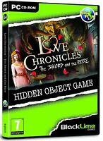 Love Chronicles: The Sword And The Rose Hidden Object Pc Game