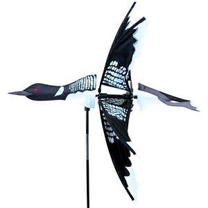 d coration de jardin magasin canard oiseau eolienne moulin vent girouette ebay. Black Bedroom Furniture Sets. Home Design Ideas