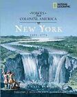 New York 1609-1776 by Michael Burgan (Hardback, 2006)