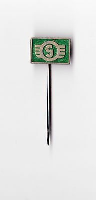 Vintage Goggomobil pin badge logo anstecknadel 1960s