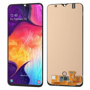 OEM For Samsung Galaxy A50S 2019 A507 LCD Display Touch Screen Digitizer+Frame