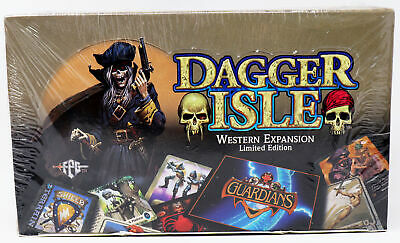 DAGGER ISLE WESTERN EXPANSION SEALED BOOSTER PACK