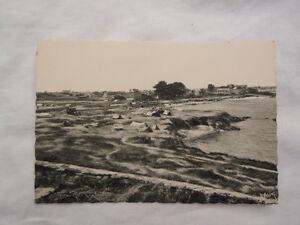 Ancienne Carte Postale De Quiberon Port Haliguen Plage Des émigrés Camping Ejvvuqat-10041843-143068590