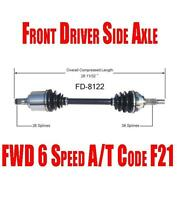 Fwd 6 Speed A/t Code 21 Driver Side Five Hundred & Montego 2005-2007