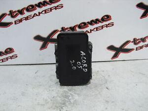 HONDA-ACCORD-MK7-2003-2007-2-0-VTEC-PETROL-ABS-PUMP-amp-MODULE-XBAS0161