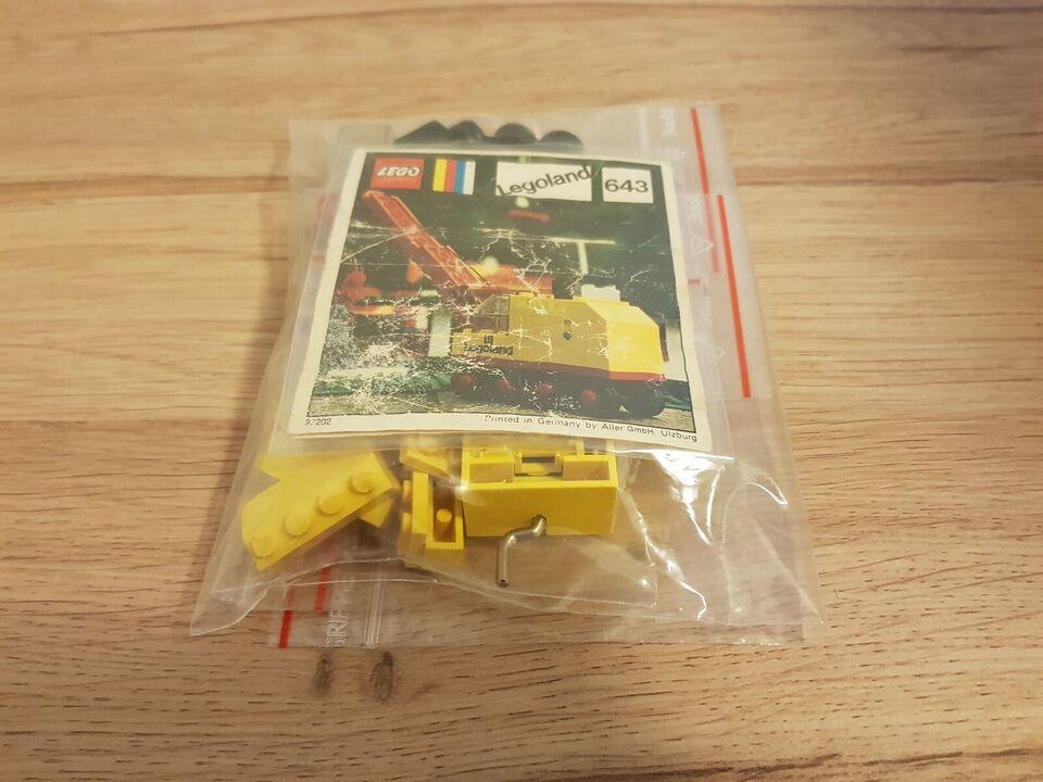 Lego Exclusives, 643