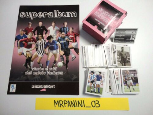 WEAH MILAN -New SUPERALBUM Gazzetta 187 Figurina-Sticker n
