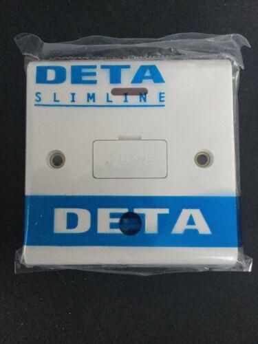 DETA S1363 interrupteur fusible Spur avec Neon-NEUF et scellé