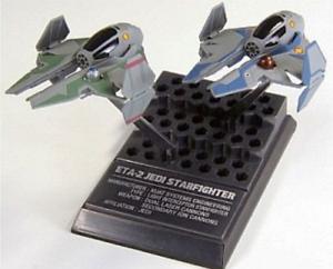 05 ETA-2 Jedi Starfighter - Star Wars Vehicle Collection Part 5 by F-toys