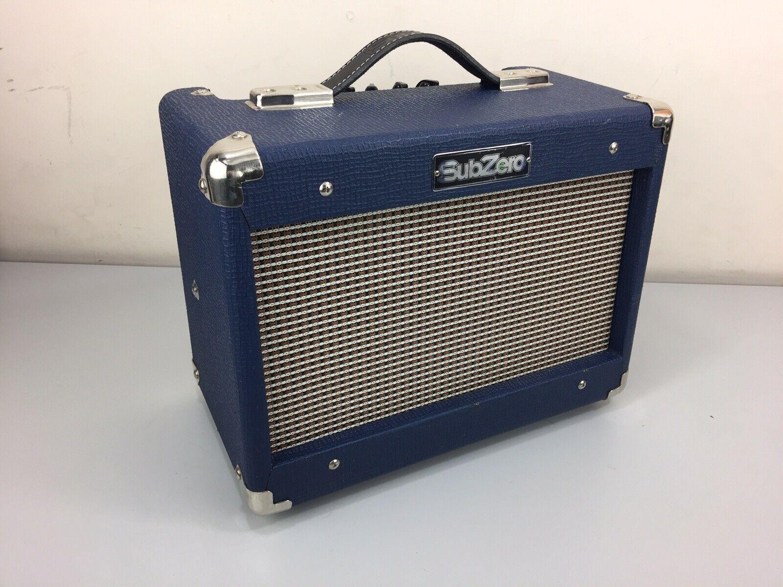 Válvula De De De Sub Zero 5w 5 vatios Amplificador Amplificador De Tubo Amplificador de práctica de guitarra eléctrica 80d9cd