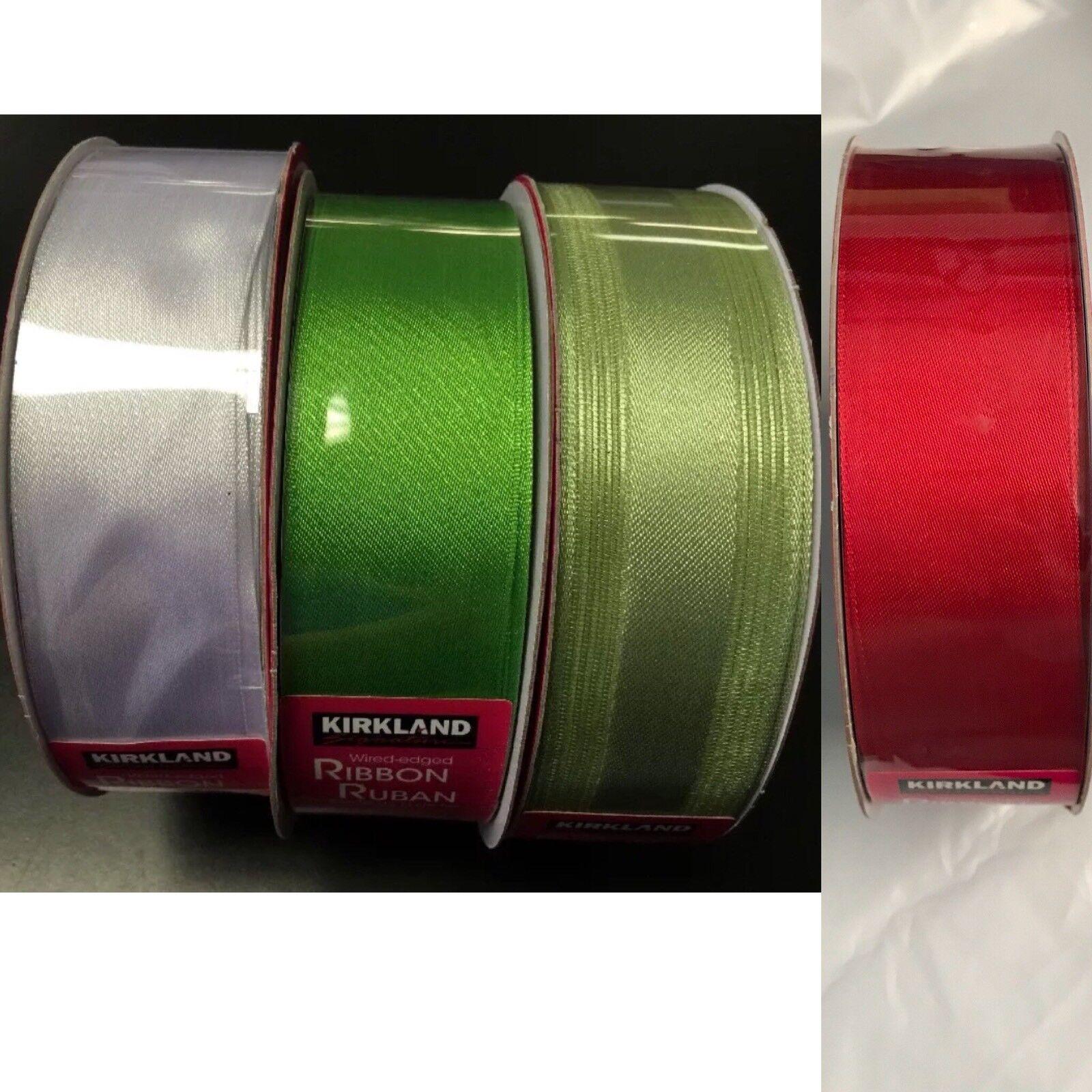 "38 mm 1-1//2/"" 3 mètres-Bow Making Polka Dot ruban gros-grain//Satin artisanat"