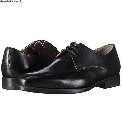 Clarks Cuir nero Lacets Habill scarpe Derby Dimensione  UK8.5 Europe,5 US9.5  online economico