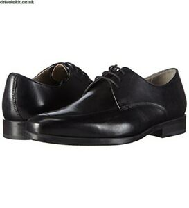 Eur42 Black Uk8 5 Tamaño Formal Up Us9 Shoes Leather Derby 5 5 Lace Clarks p8dvxqv