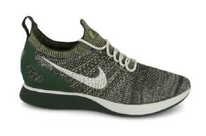 Detalles de Hombre Nike Air Zoom Mariah Flyknit Racer Verde Oliva Zapatillas 918264 301