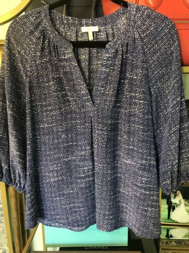 Joie Addie Blouse Top Small
