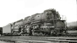 C-amp-O-Chesapeake-amp-Ohio-Steam-Locomotive-1608-Railroad-train-photo-2-6-6-6