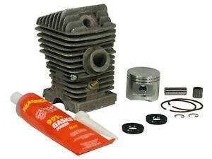 Zylinder-Set-passend-fuer-Stihl-025-MS-250-42-5-mm-Dichtssatz-Kolbenbolzen