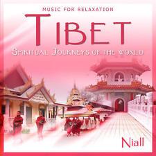 SPIRITUAL JOURNEYS OF THE WORLD - TIBET - NEW AGE  CD