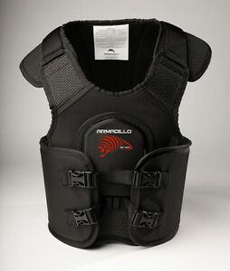 ARMADILLO RIB VEST CHEST PROTECTOR GO KART KID SFI /YOUNG ADULT SFI  & ADULT