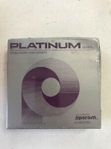 Platinum-Series-Double-Sided-Floppy-Diskettes-Pack-of-10-Disks-NEW-in-BOX