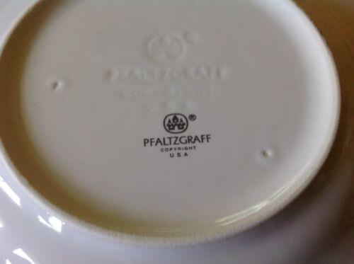 """Pfaltzgraff Meadow Lane 8/"""" Salad//Dessert Plate"""