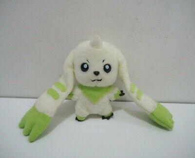 Terriermon Digimon Adventure Bandai 2001 *NO TUSHTAG* Japan Mini Plush Toy Doll