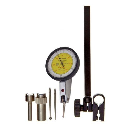 "513-406-10T Mitutoyo Test Indicator .03/"" Range .0005/"" Grad"