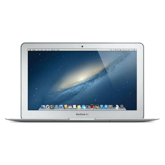 "Apple MacBook Air 11"" - Core i5 1.7GHz (Mid 2012) 4GB 64GB SSD, Intel HD 4000"