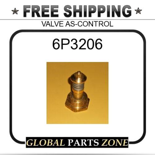 6P3206 CA VALVE AS-CONTROL 3P0774 1P3675 3P2929 1P3676 9G0195 for Caterpillar