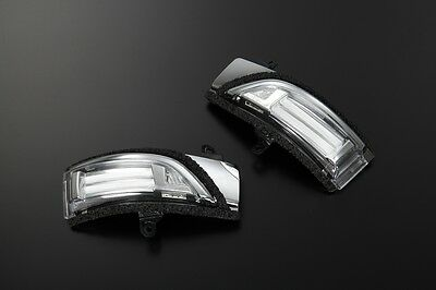 SUBARU LEGACY LED Wing Mirror Turn Signal Indicator Blinker Light Courtesy lamp