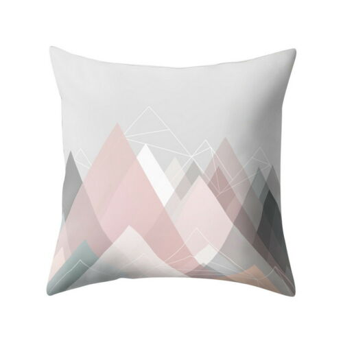 HOT Creation Boho Geometric Pillow Case Waist Cushion Cover Sofa Car Home Decor