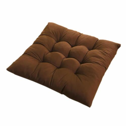 """Indoor Outdoor Dining Garden Patio Soft Chair Seat Pad Cushion Home Decor 14/""""14/"""""""