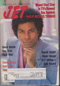 Jet Magazine May 20 1985 Philip Michael Thomas Ebay